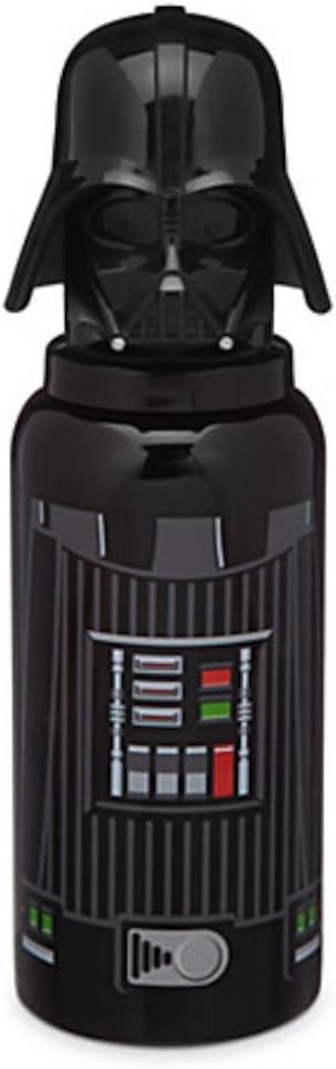 Disney Store Deluxe Darth Vader Aluminum Water Bottle Star Wars