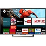 """Smart TV Sony LED 75"""" 4K HDR XBR-55X905E Wi-fi Android com Tecnologia Motionflow 960 4 HDMI 3 USB"""