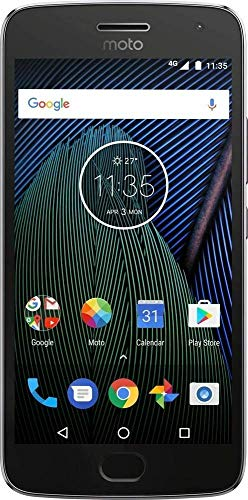 Phones Motorola Mobile Gsm (Moto G5 Plus (5th Generation) XT1680 Single SIM GSM Factory Unlocked - 5.2
