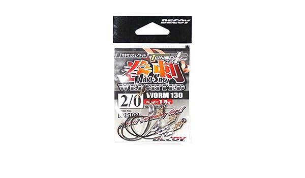 Decoy Worm 15 Dream Hook Size 4 7293