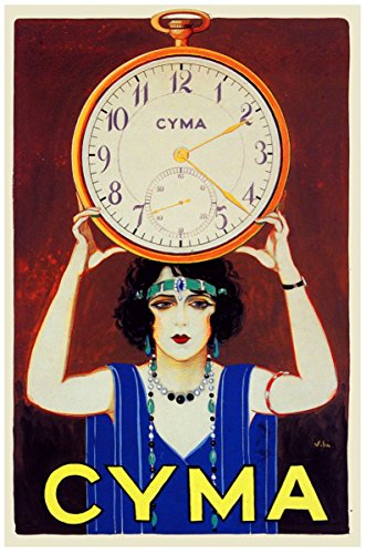 16x20canvas-decorroom-interior-deco-art-designcyma-watch-clock7581