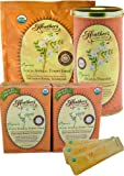 IBS FODMAPS Free! Heather's Tummy Fiber IBS KIT ~ Organic Acacia Senegal CAN, POUCH and TRAVEL STICK PACKS