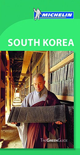 Michelin Green Guide South Korea (Green Guide/Michelin)