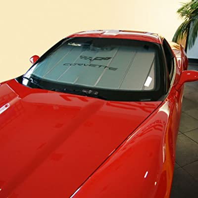 Corvette Windshield Sunshade - Insulated : C6: Automotive