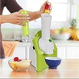 Popular DIY ice cream machine household automatic multifunction mini green fruit ice cream maker Slush Machine Cool Summer offers