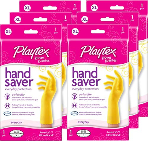 x large dish gloves - 5