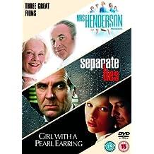 Female Drama Triple - Mrs. Henderson Presents/Separate Lies