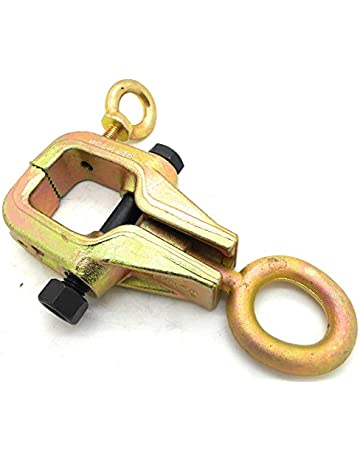 Tools Hand Tools Beautiful Auto Body Repair Pull Clamp J 5 Ton Self-tightening Grips 3 Way Frame Back Buy One Get One Free