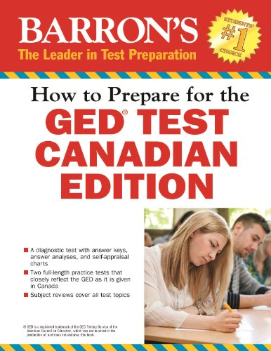 How to Prepare for the GED® Test: Canadian Edition (Barron's GED Canada)