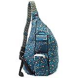 KAVU Women's Rope Bag Outdoor Backpacks, One Size, Wild Poppy