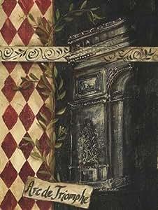 feelingathome-Impresi—n-artistica-Arc-de-Triomphe-cm77x57-poster-lamina-para-cuadros