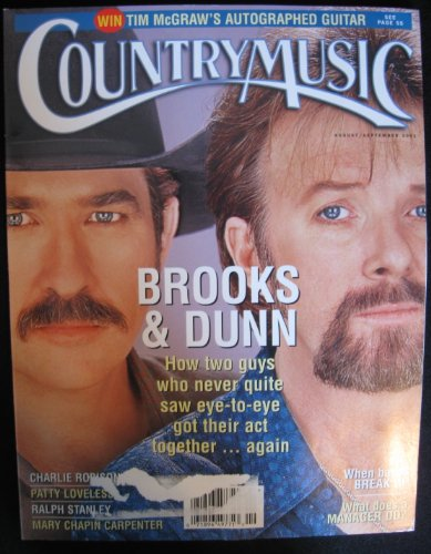 Country Music August/September 2001