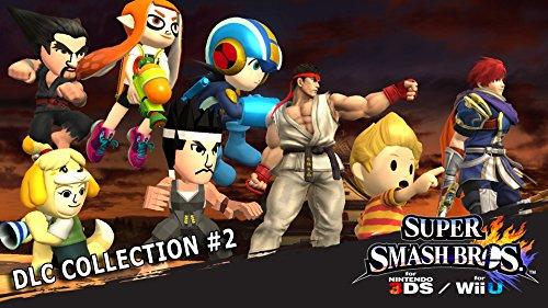 Super Smash Bros. DLC Collection #2 - 3DS [Digital Code]