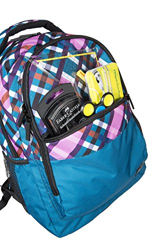 10121727 Blue Daypack Daypack Casual Blue Blue Schneiders Schneiders Casual 10121727 Blue 4wxZaa