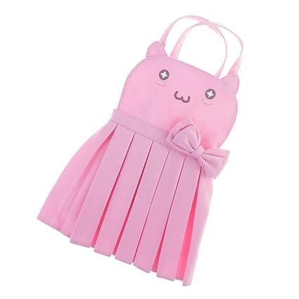 7fed138b770d Amazon.com  MonkeyJack Stylish Dolls Pink Dress Clothing for 1 3 BJD ...