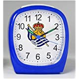 MasTazas Real Sociedad Club De Futbol Reloj CD Clock 12cm: Amazon ...