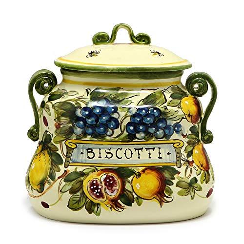 FRUTTA FONDO MIELE: Biscotti Jar [#X9155/G-FFM]