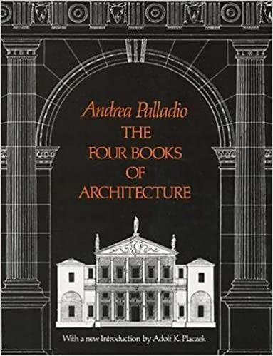 The four books of architecture dover architecture andrea palladio the four books of architecture dover architecture fandeluxe Image collections