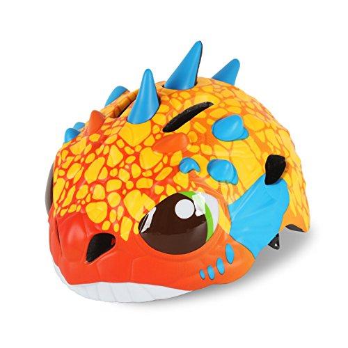 Toddler Helmet 3D Multi-sport Cartoon Awesome Little Monster helmet-Kid's Safety Equipment Perfect Gift