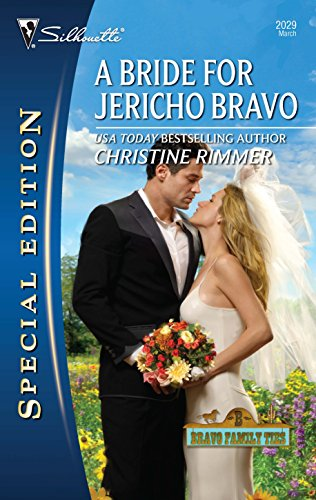 A Bride for Jericho Bravo (Bravo Family Ties)