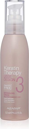 Image ofAlfaparf Keratin Therapy Lisse Design Crema Districante para Cabello Dañado - 125ml