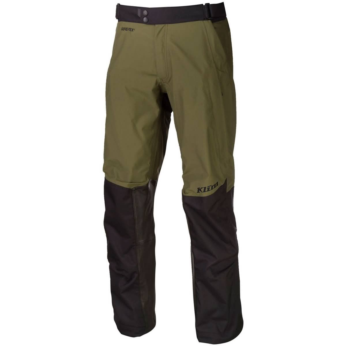Klim Traverse Men's Off-Road Motorcycle Pants - Green / 40
