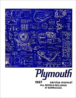 Cool 1967 Plymouth Shop Service Manual Hemi Gtx Satellite Sport Fury Wiring Database Gramgelartorg