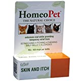 Homeopet Skin Itch Feline Liquid Fast Acting Liquid No Side Effect Safe 15ml