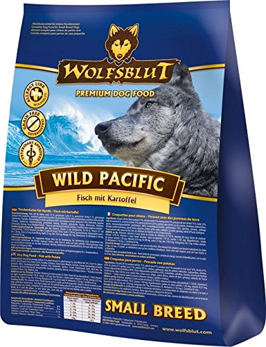 Wolf Sangre Wild Pacific Small Breed, 1er Pack (1 x 2 kg ...