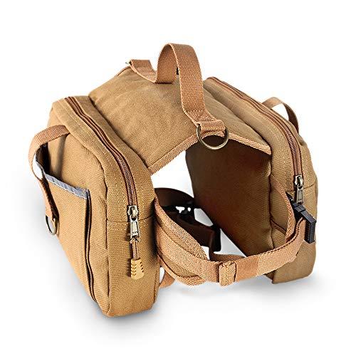 DoggyDobby Hiking Adjustable Camping Backpacks product image