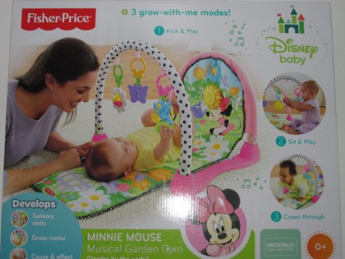 Fisher Price Disneys Minnie Mouse Baby