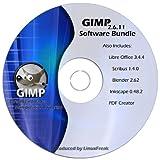 GIMP Image Manipulation Software 2.4.3 (Alternative to Photoshop)