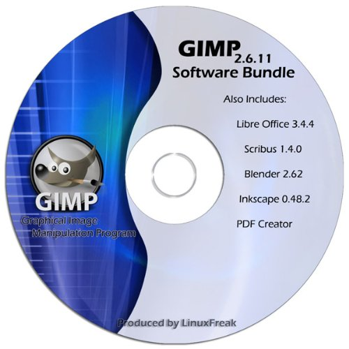 GIMP Image Manipulation Software 2.4.3 (Alternative to Photoshop) by LinuxFreak