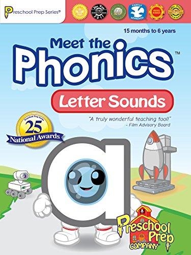 Meet the Phonics - Letter Sounds