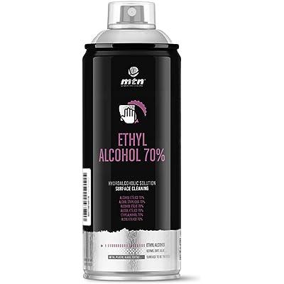 Montana Colors MTN Pro Alcohol Etílico 70% Spray, 400ml