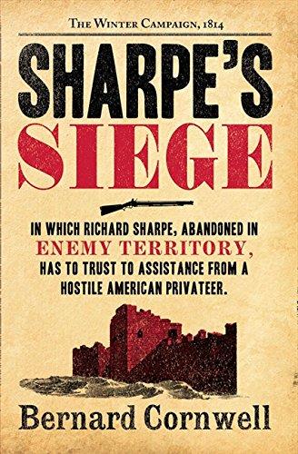 Sharpe's Siege  The Sharpe Series Band 18