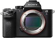 Sony ILCE -7SM2 cámara Alpha Mirrorless con montura E Full-Frame CMOS con 12.2 mp, grabación 4K