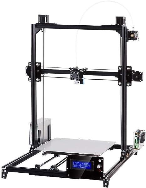 Impresora 3D Resina Impresora 3D Grande, Impresora FLSUN_C Plus 3D ...