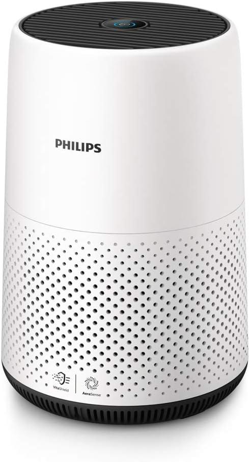 Philips AC0820/20 - Purificador de aire (China, 99%, 0,5 W, 22 W, 2,4 kg, 3 kg): Amazon.es: Hogar
