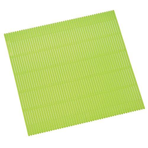 5 Inch Plastic Green Makisu Sushi Rolling Mat Hasegawa 5