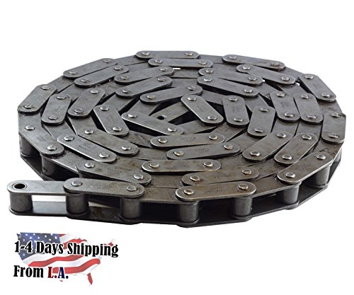 (CA550 Agricultural Conveyor Roller Chain 10 FT, RCC50-0014, CLCA550, 042-CA550CL)