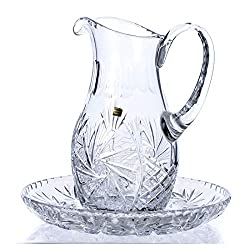 Ewer in Crystal