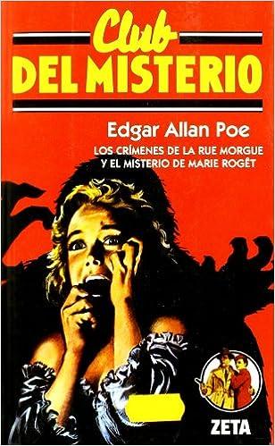 Club del Misterio: Edgar Allan Poe