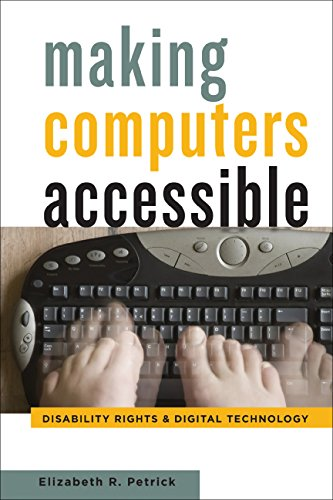 Download Making Computers Accessible Pdf