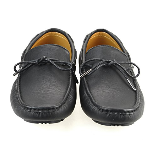 On Shoes Mens 1771 Loafer Opera Black Bit Toe Shoes Lucius Driving Slip Loafers AN Plain wtAq1nHX5