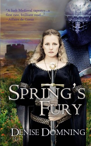 book cover of Spring\'s Fury