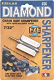 EZE-LAP CSG 7/32 Chainsaw Sharpener with Super Accurate Guide