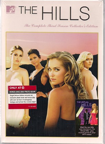 Disc Additional (The Hills Complete Third Season Collector's Edition Limited Edition Includes Exclusive Photo Book and Bonus Disc With Over an Hour of Additional Footage)