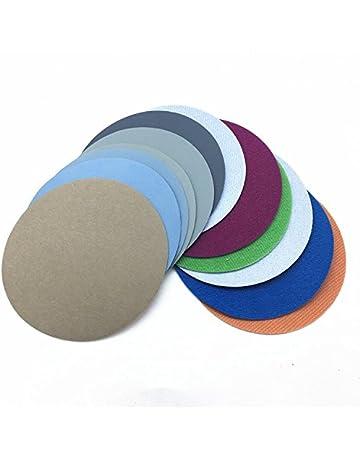 10,2cm Dia 3000Papier abrasif grain Disque abrasif ponçage rond Lot de 20