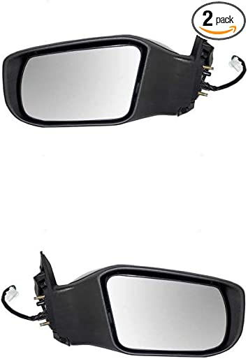 For Nissan Altima Driver and Passenger Pair Set DOOR MIRROR New